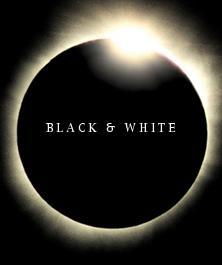 An Eclipse of Black over White