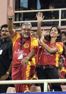 Business, Bollywood and Cricket