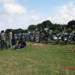 Ride to Nandi Hills on 6 Jun 2010