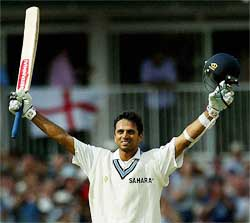 The Wall / Mr Dependable - Rahul Dravid