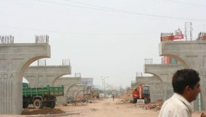 Infrastructure growth is one of the biggest challenges India faces today