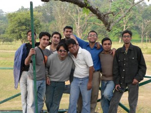 The 2005 Gang.. All friends for life