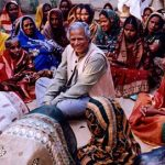 "Five Values exemplified in the book ""Banker to the Poor"" by Muhhamad Yunus"