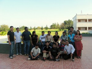 The Jivox team in Bangalore
