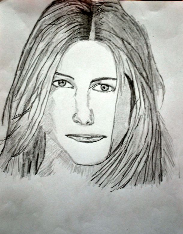 Jennifer Anniston had to happen, sooner or later