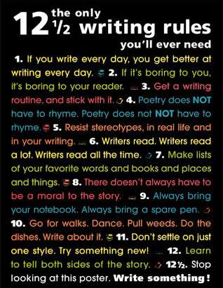 The Rules of Writing by E L Doctorow
