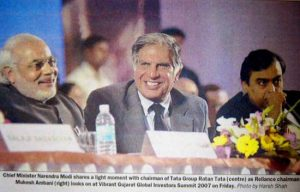 The Vibrant Gujarat Summit