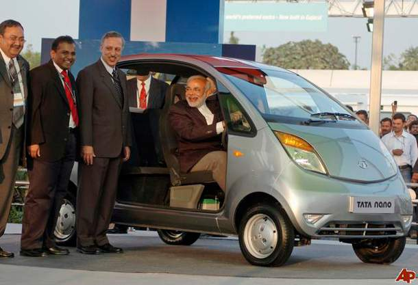 Gujarat is emerging as a global automobile manufacturing hub with companies like Ford, PSA Peugeot and Tata Motors opening up their facilities here.