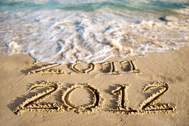 Wishing a very Happy New Year 2012 to all of you