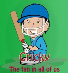 Cricky The Fan