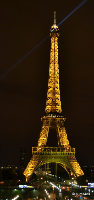 Eiffel at Night